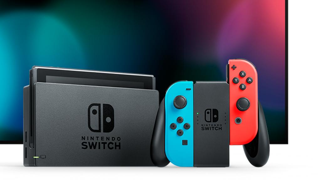 【Switch】中國版Switch正式發售 索價人民幣$2099只能玩一款遊戲