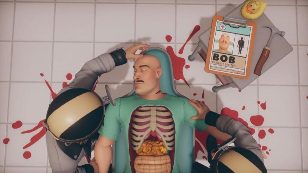 模擬手術遊戲續作《Surgeon Simulator 2》 新增4人開刀做手術考驗友情?