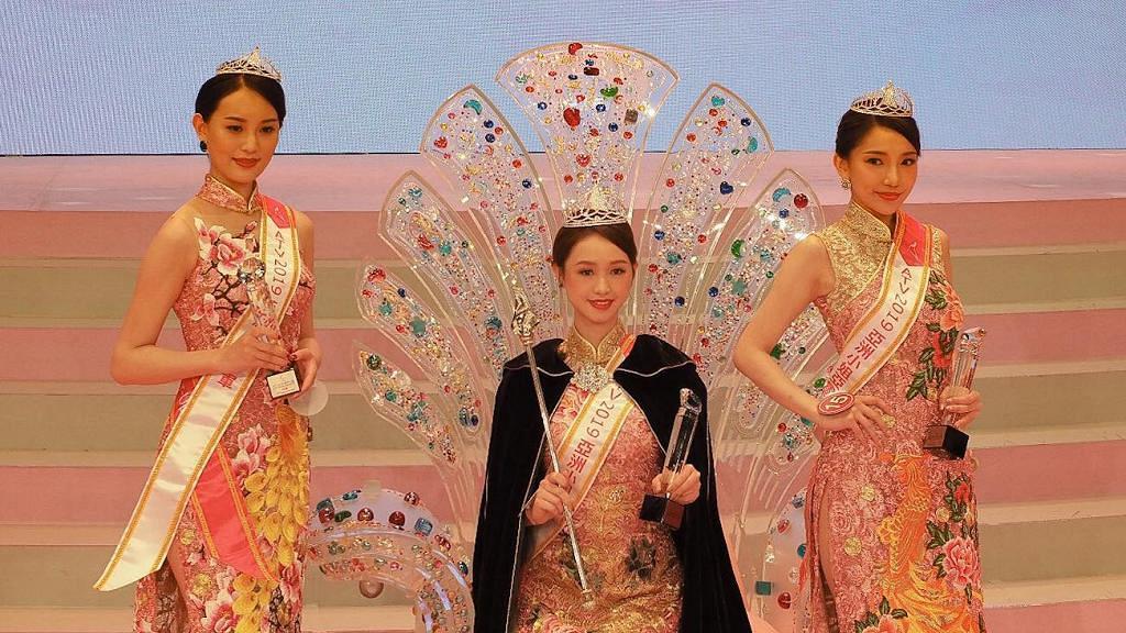 【亞洲小姐2019】冠/亞/季軍佳麗出爐!落選港姐轉戰亞姐成功奪冠