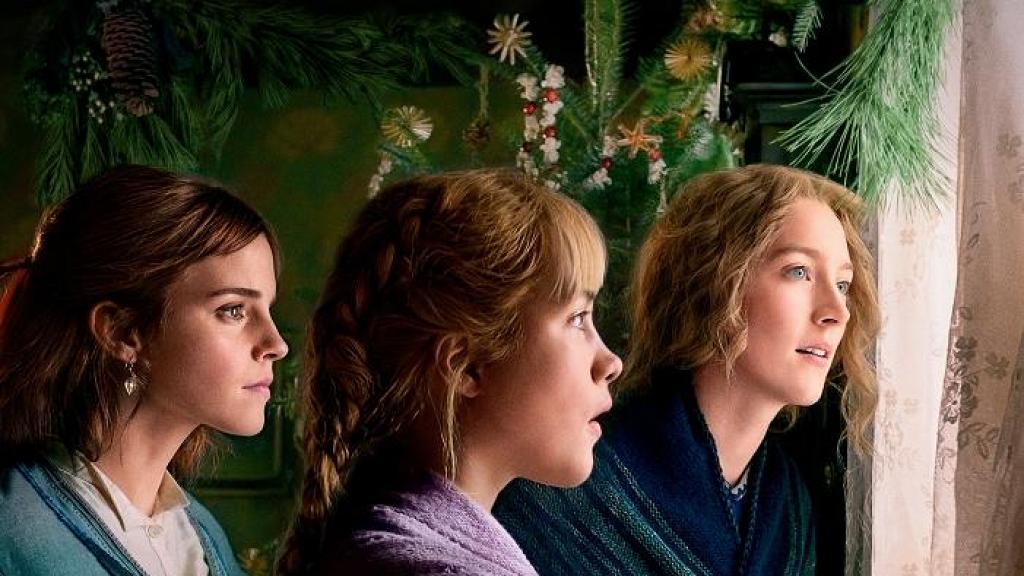 【小婦人】經典名著改編同名電影 Emma Watson、Saoirse Ronan亂世中姊妹情深