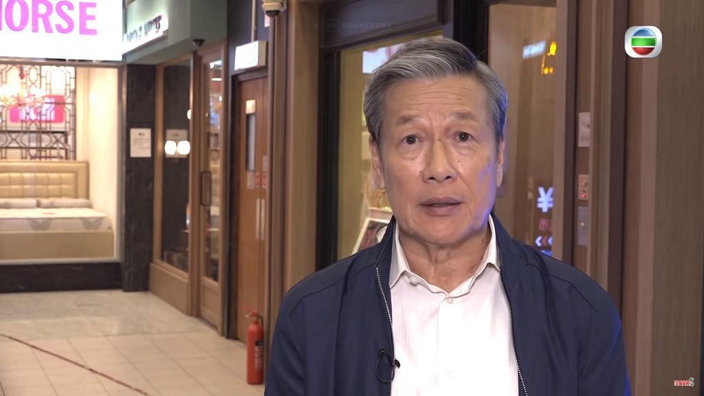 73歲劉江明日正式約滿離巢!結束與無綫37年賓主關係