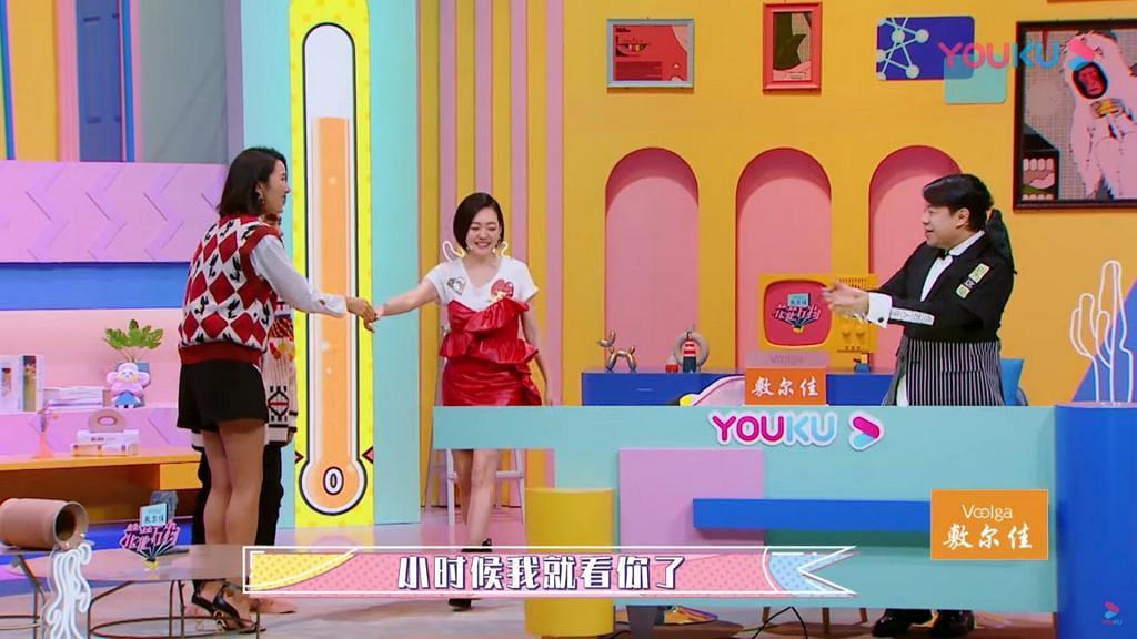 李亞男因一句說話唔小心得罪小S 王祖藍當場振夫綱喝太太:你坐下!