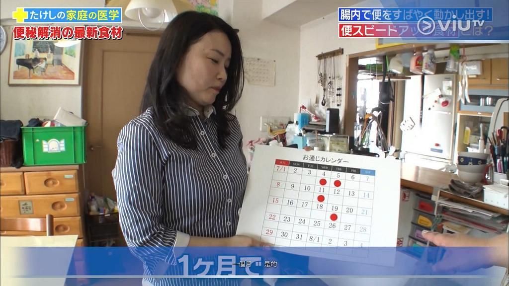 49歲大媽便秘問題困擾30年 8日才排1次便 日本節目推介一款水果幫助極速通便