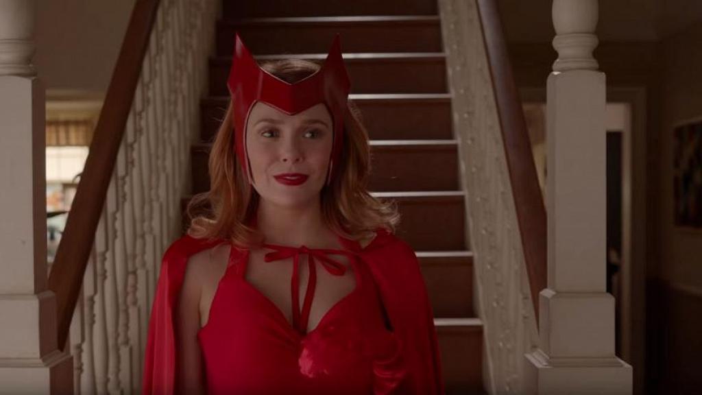 Marvel三大新劇首支預告公開 紅女巫漫畫經典造型現身/美國隊長3反派再登場