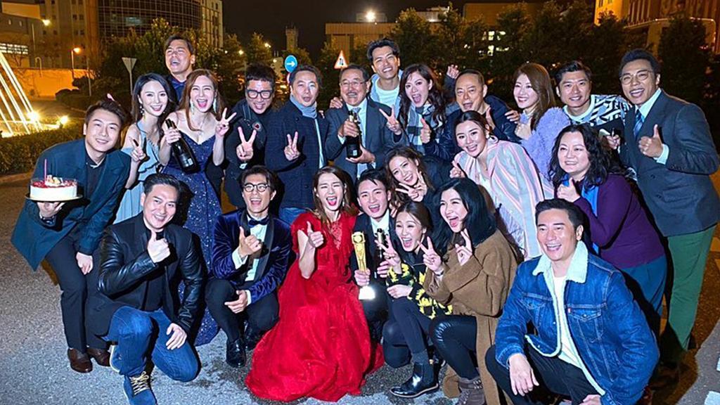 《開心速遞》錄影廠外有演員嘔吐 TVB提升抗疫措施:全面消毒清潔各錄影廠
