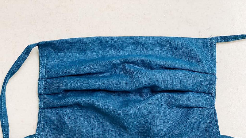 【自製口罩】醫生簡單3步製作布口罩!加入一樣常見材料能有效阻擋飛沫