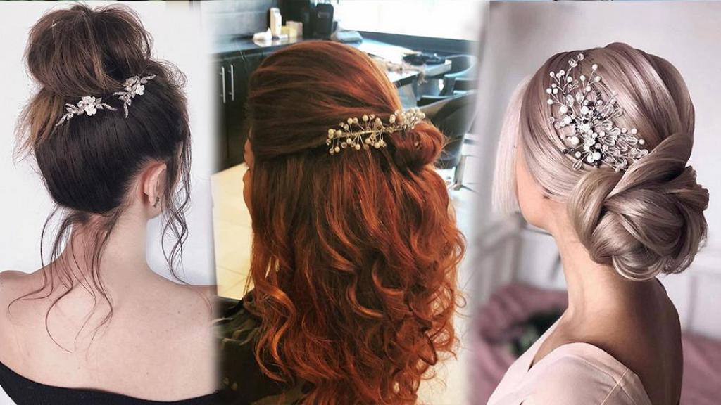 【2020婚禮髮型】隨性風格又不失大方端莊!女生參加婚宴4個髮型參考 新娘都啱