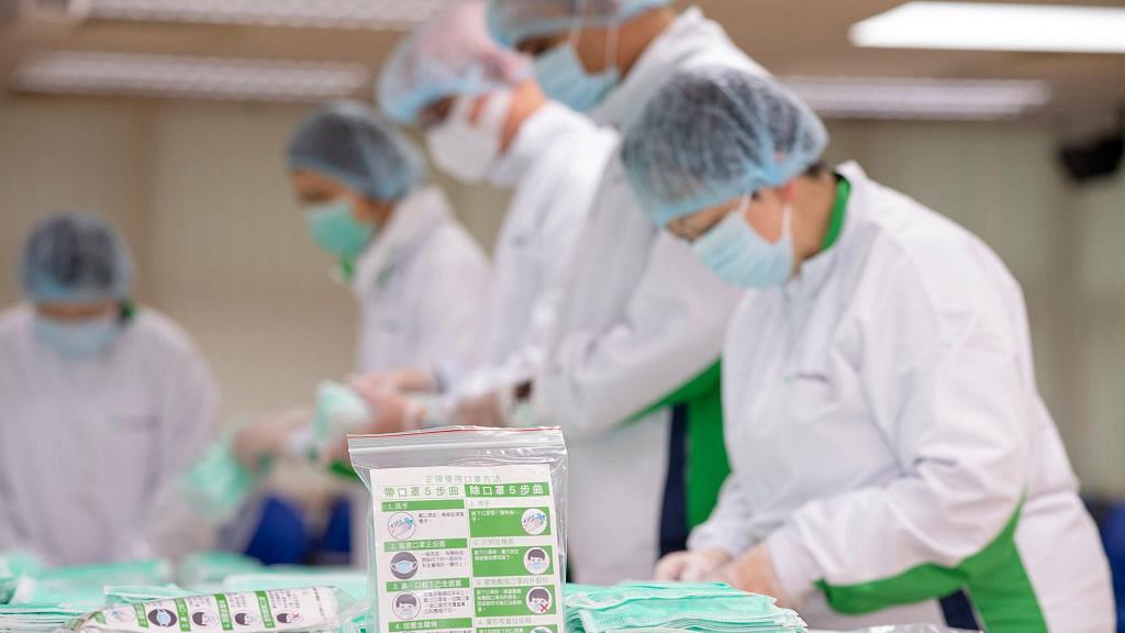 新鴻基地產/宏利成功採購超過30萬個口罩 捐贈醫管局/社福機構派發給市民