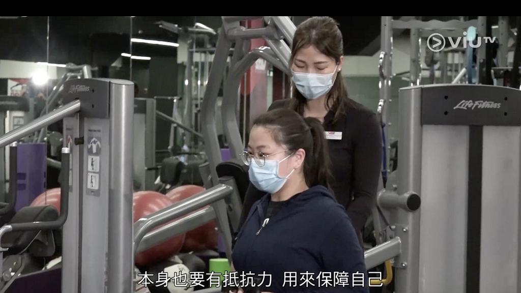 【新冠肺炎】戴住口罩做運動會比較安全? 醫生提醒切忌突然進行高強度訓練
