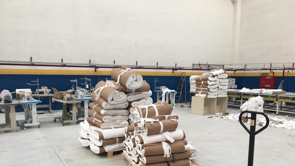 【新冠肺炎】香港中科工程土耳其設口罩廠 料可日產12萬5千個口罩/保護服