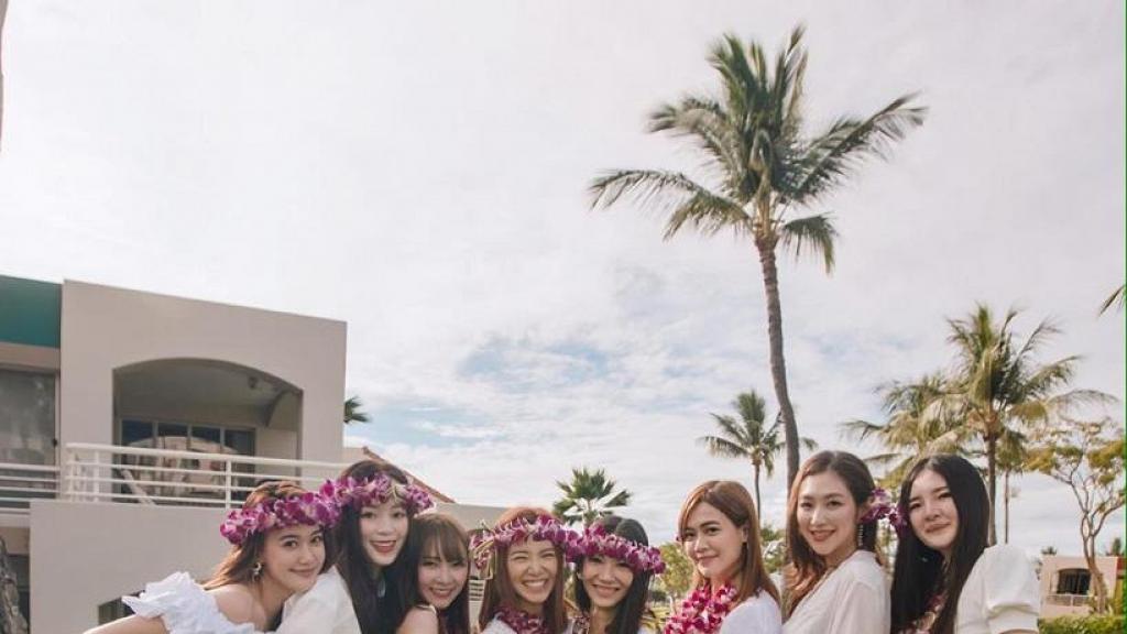為好姊妹來一場難忘的婚前派對 參考8位女星Bridal Shower作為靈感來源