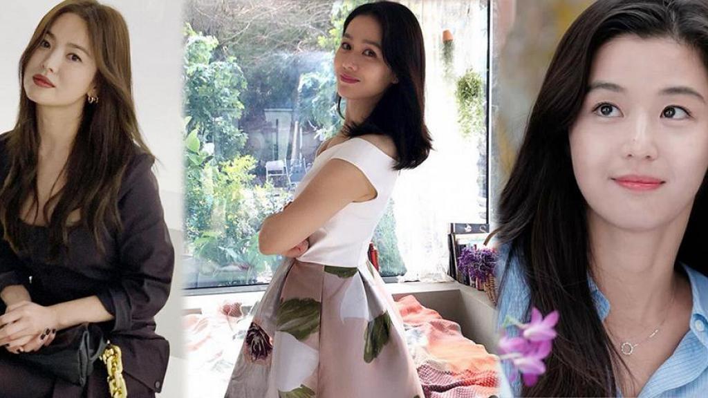 韓國KBS票選10大最美女明星 宋慧喬/全智賢/孫藝珍上榜 「第一天然美女」封冠