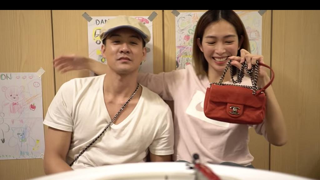 宋熙年名牌手袋幾乎全部老公送 陳智燊愛買Chanel畀老婆:掛住佢就買禮物畀佢