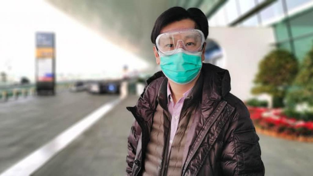 堅持留守武漢照顧4千港人到最後一刻 香港駐武漢辦主任:除非我倒下了