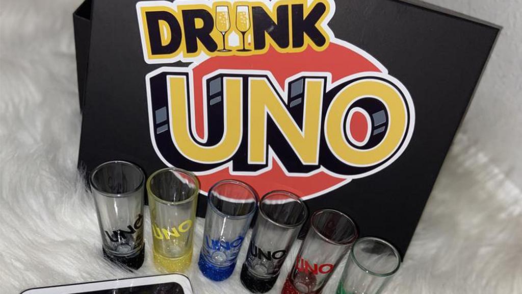 飲酒版「Drunk UNO」新登場 酒鬼開派對啱玩!罰抽卡仲要罰飲酒