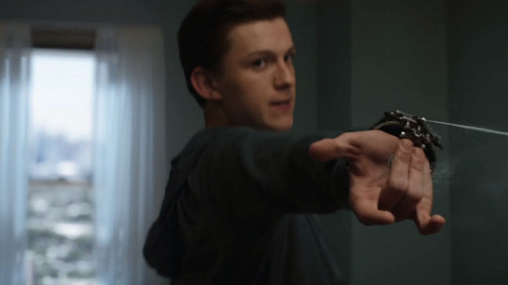「蜘蛛俠」Tom Holland自爆係片場偷道具慣犯 一個原因令佢偷不成蜘蛛戰衣