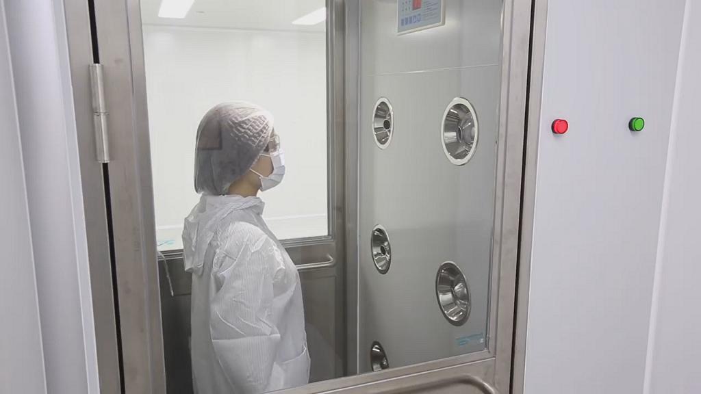 HKTVmall公布最新口罩生產進度 無塵車間已完成標準檢測