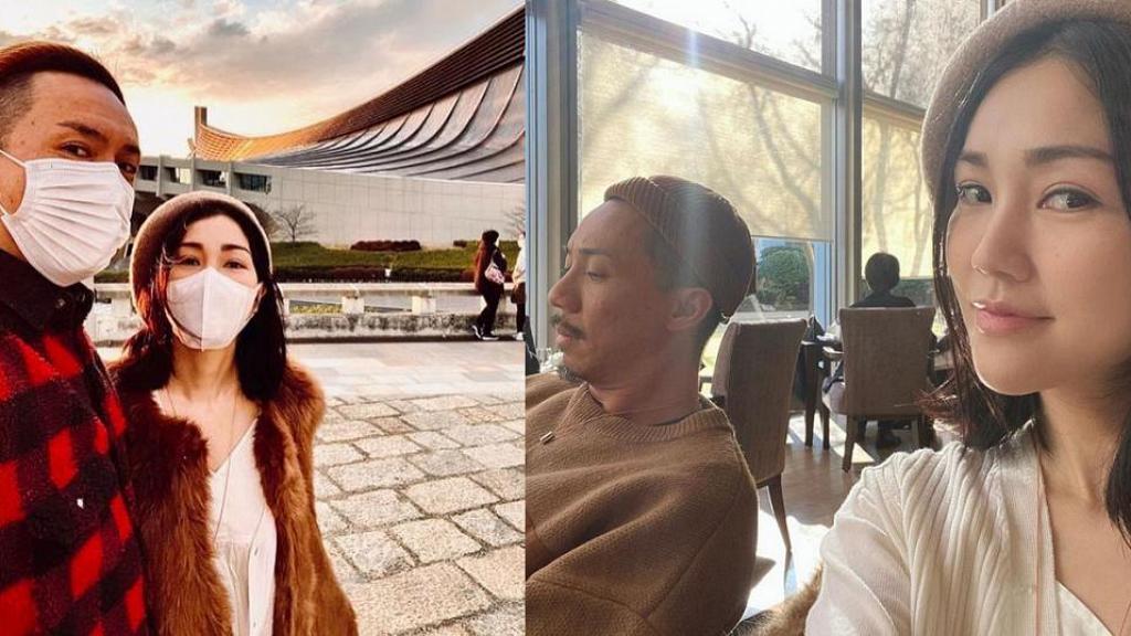 謝安琪43歲生日張繼聰IG久違放閃 相識15年仍然冧招多 挑戰全港男人標準