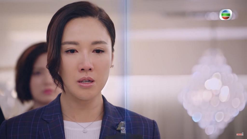 【法證先鋒IV】Dr.Man傷心欲絕為秋姐解剖 李施嬅由爆喊到忍淚演技獲網民激讚