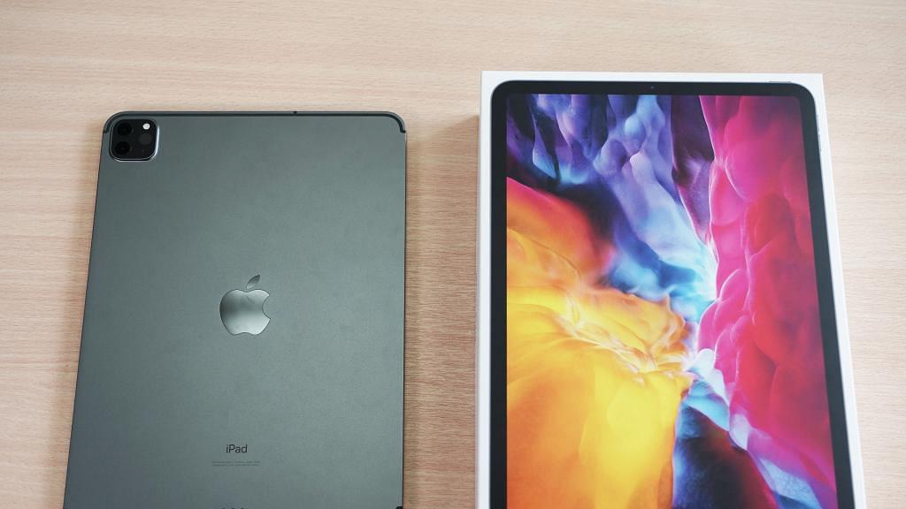 【iPad Pro 2020】全新iPad Pro開箱評測搶先睇!8大重點/全新超廣角鏡/價錢