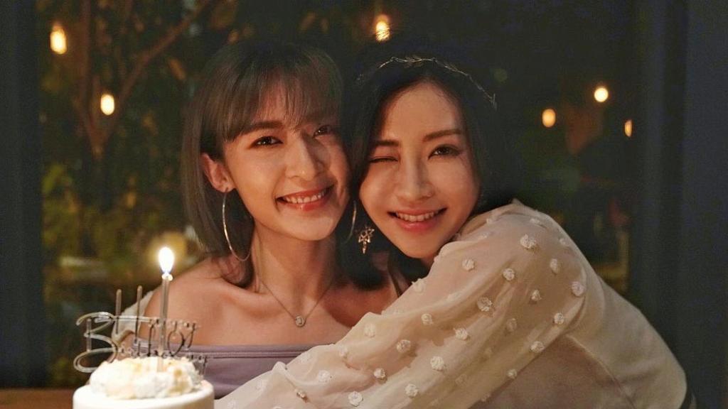 TVB女星李君妍家人確診新冠肺炎 孫慧雪曾與對方冇戴口罩錄影《姊妹淘》