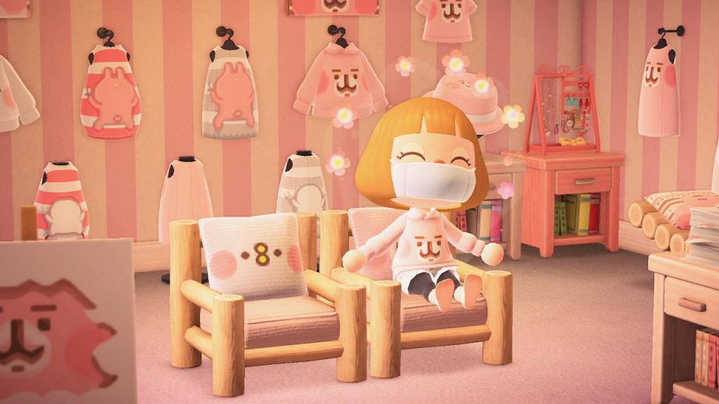 【動物之森】Switch《動物森友會》Kanahei都上癮 12款P助&粉紅兔兔官方服飾