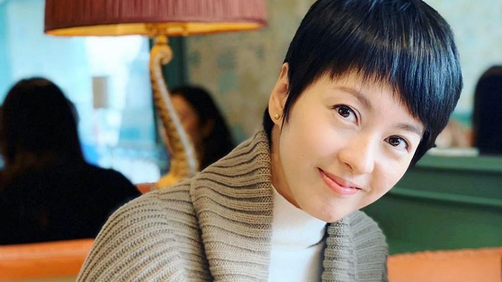 梁詠琪激罕少女時期長髮舊照曝光!親自解釋為何一直對短髮情有獨鍾