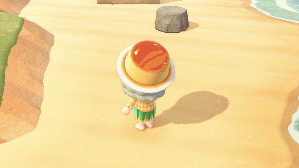 【動物之森】Switch《動物森友會》45款美食服飾推介 布丁/厚班戟/小籠包帽子!