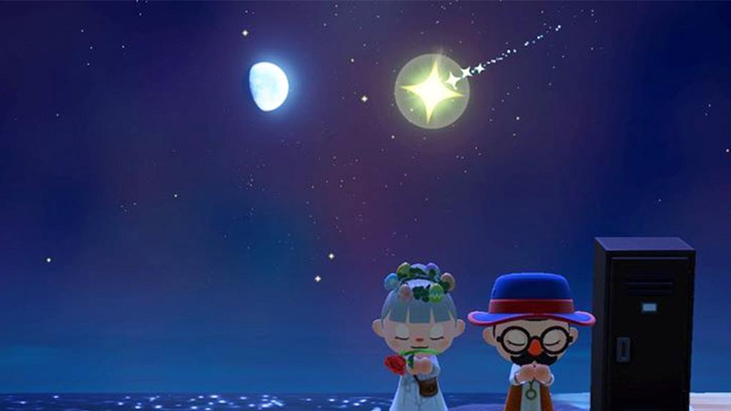 【動物之森/動物森友會】動森流星雨許願攻略!收集星星碎片整變身魔法棒
