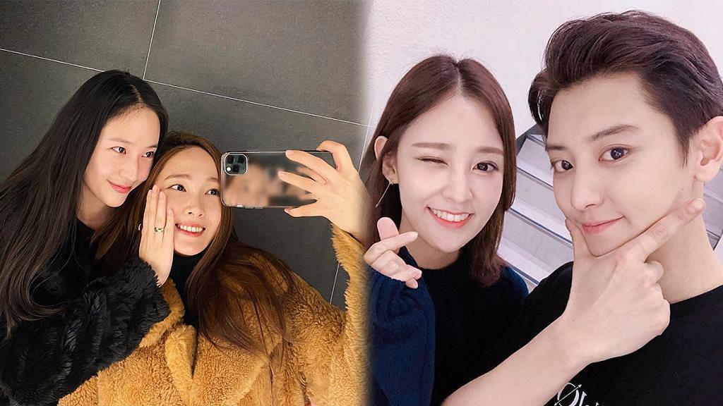 盤點韓國娛樂圈9對星級兄弟姊妹!感情好到讓人羨慕、網民直呼全家俊男美女