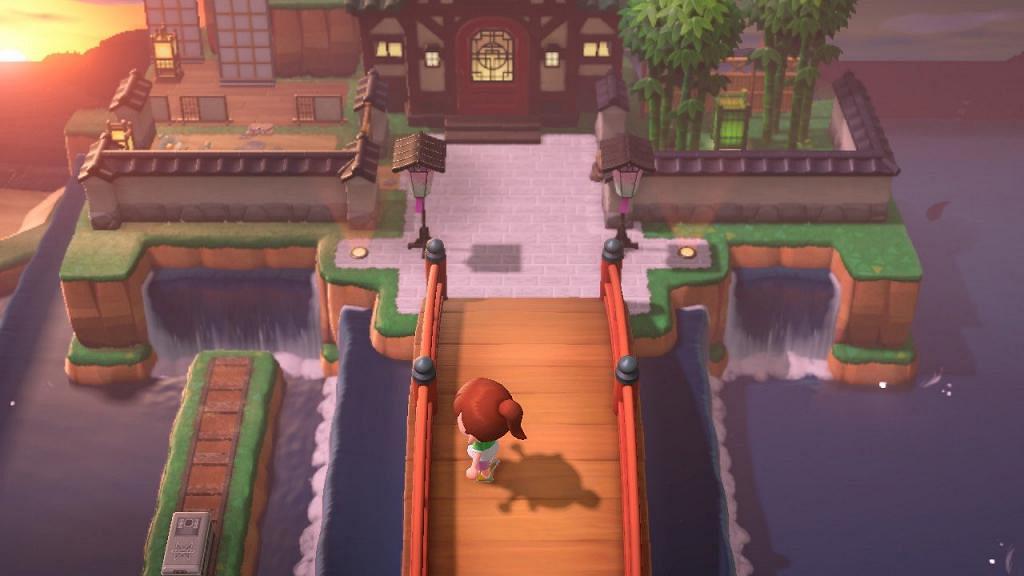 【動物之森/動物森友會】玩家神還原《千與千尋》場景 重現油屋澡堂、海上鐵路