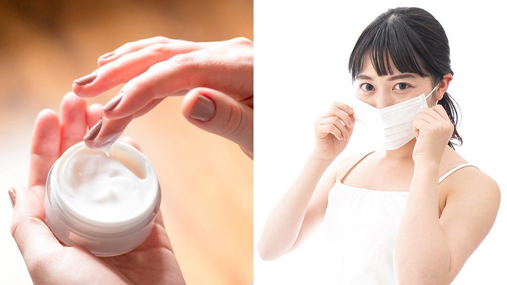日日戴口罩皮膚都變差? 5個必學護膚好方法