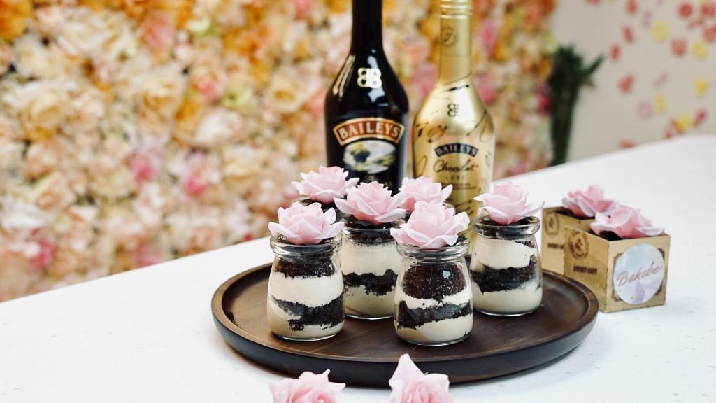 Baileys聯乘星級甜品師推出三款簡易甜品食譜 在家都可以輕鬆整Baileys甜品!
