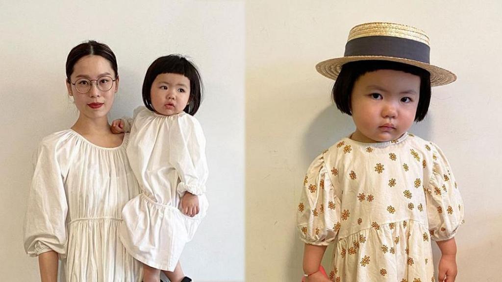 被批利用女兒做時裝品牌搖錢樹 李燦森老婆繼續貼Lucy新相:沒有什麼想要證明