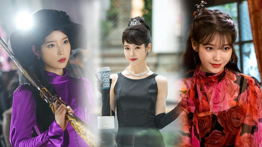 ViuTV播《德魯納酒店》重溫IU李知恩百變造型 連身裙/帽子穿搭/同款名牌手袋