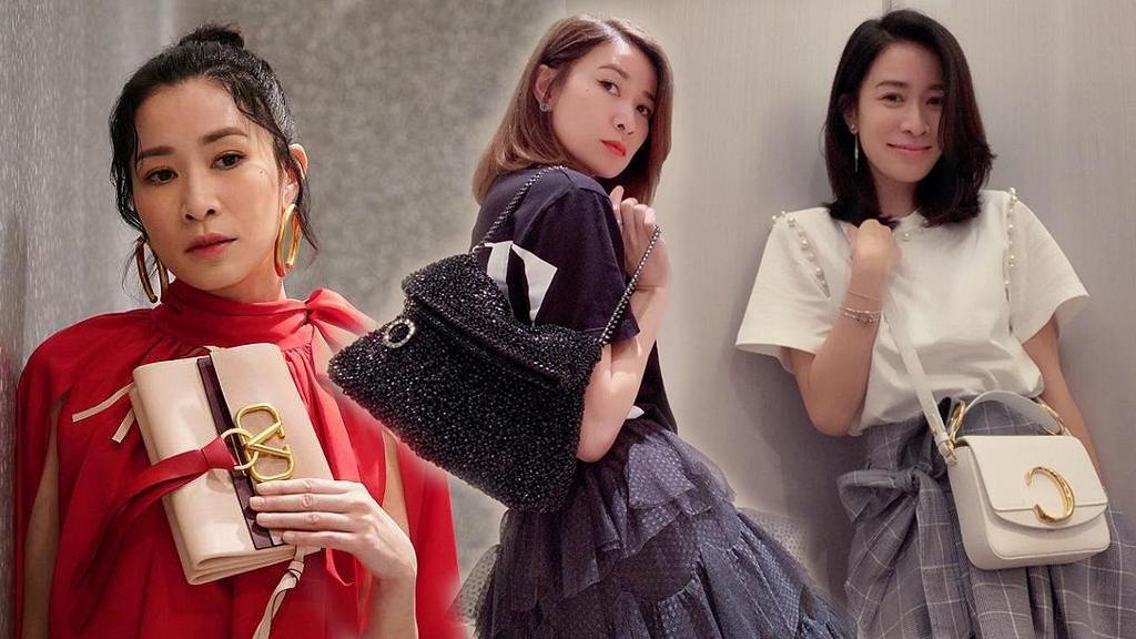 佘詩曼吸金力強愛買樓亦愛買袋 IG曬多款名牌手袋 最愛並非CHANEL、DIOR?