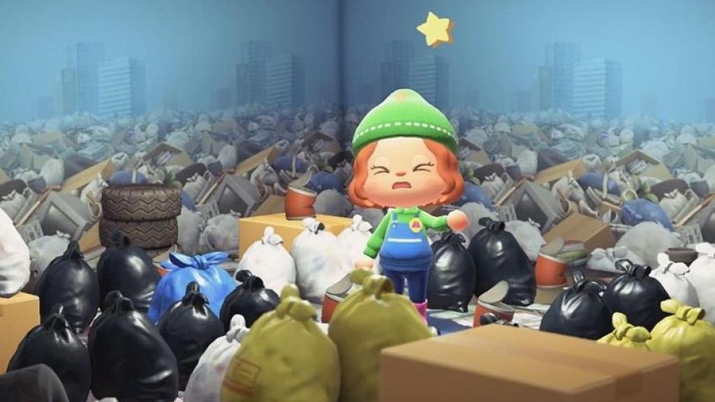 【動物之森/動物森友會】清潔龍阿德潮玩動森!工人服設計+冷帽官方服飾下載