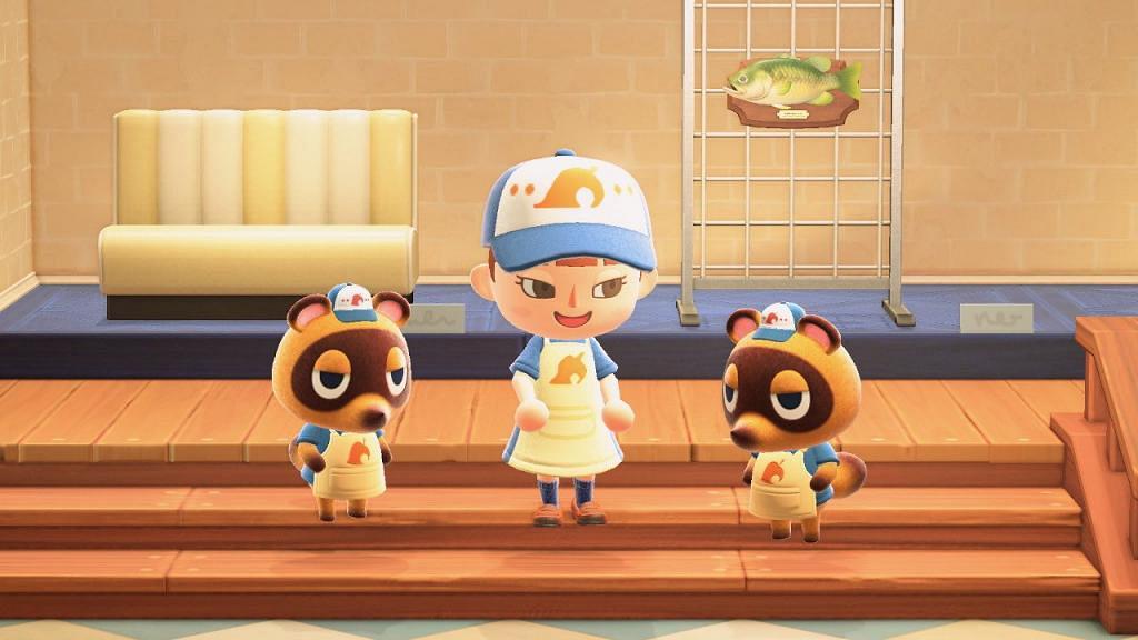 【動物之森/動物森友會】玩家設計動森NPC角色服裝 著Nook商店/DAL航空制服