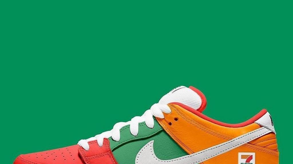 有傳Nike聯乘7-Eleven便利店推出新款波鞋!實物圖流出 預計夏季推出?