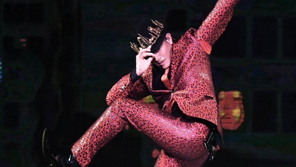 郭富城率先私人捐出數十萬元 舉行慈善戶外騷為舞蹈員及電影界籌款