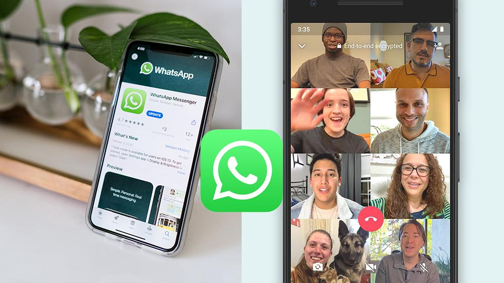 【WhatsApp】支援8人語音/視像通話新功能!超方便開視像會議即睇簡單啟動教學