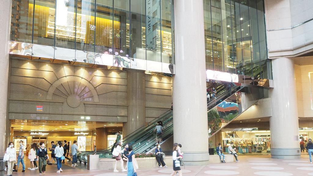 五一黃金周史上首次零團訪港!內地訪港旅客銳減3日僅361入境人次