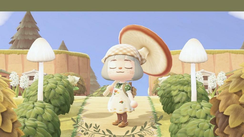 【動物之森/動物森友會】攻略秋季限定採蘑菇!蘑菇取得方式+ DIY蘑菇傢具一覽