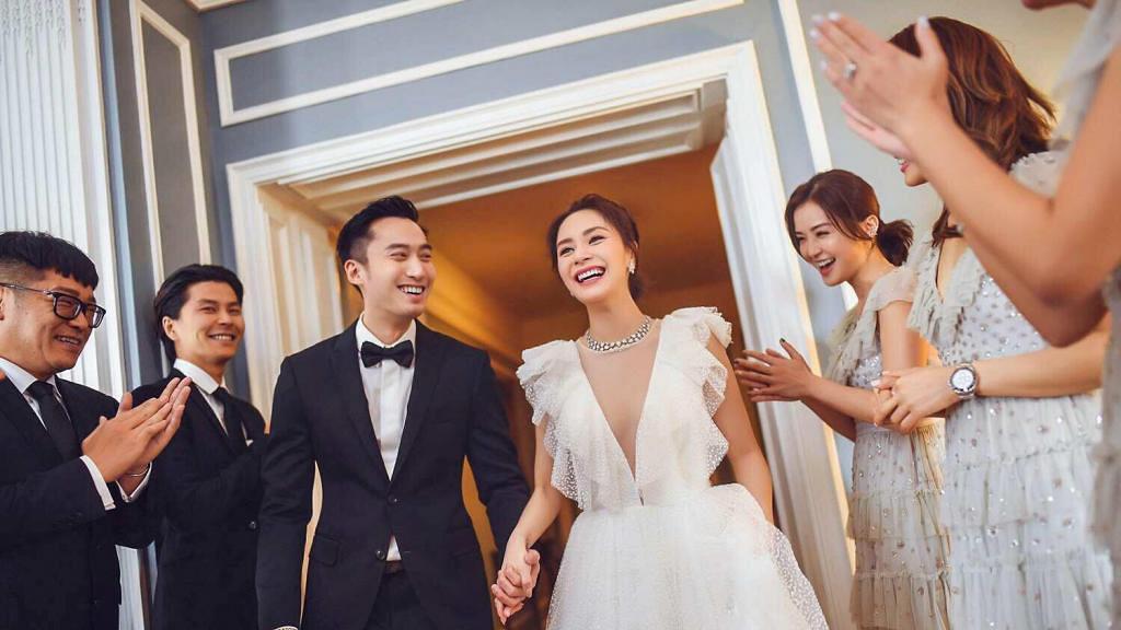 婚姻不足兩年 傳鍾欣潼3月已簽紙離婚 賴弘國曾多次挽回阿嬌不果再度失婚