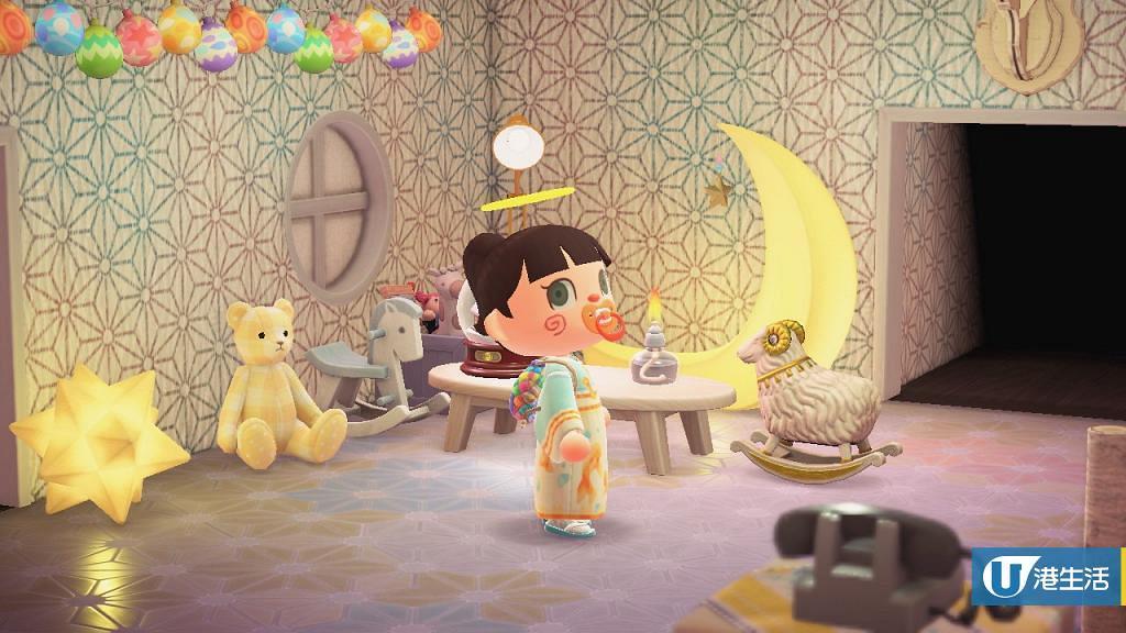 【動物之森/動物森友會】媽媽寄來的窩心禮物圖鑑 親手製玩偶/束背包/針織毛衣