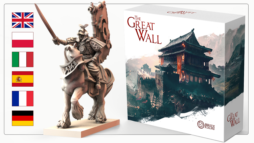 【Boardgame推介】2020年5款新桌遊推介 Paris/Sleeping Gods/GATEFALL