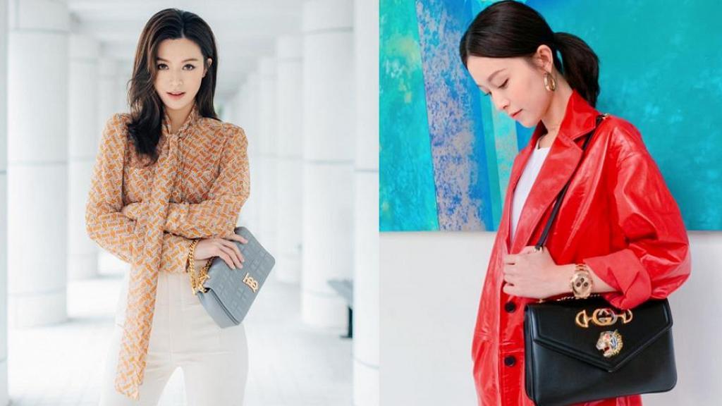 Janice Man名牌手袋多如行時裝騷 比起大熱Chanel手袋更偏愛LV/Gucci/Burberry