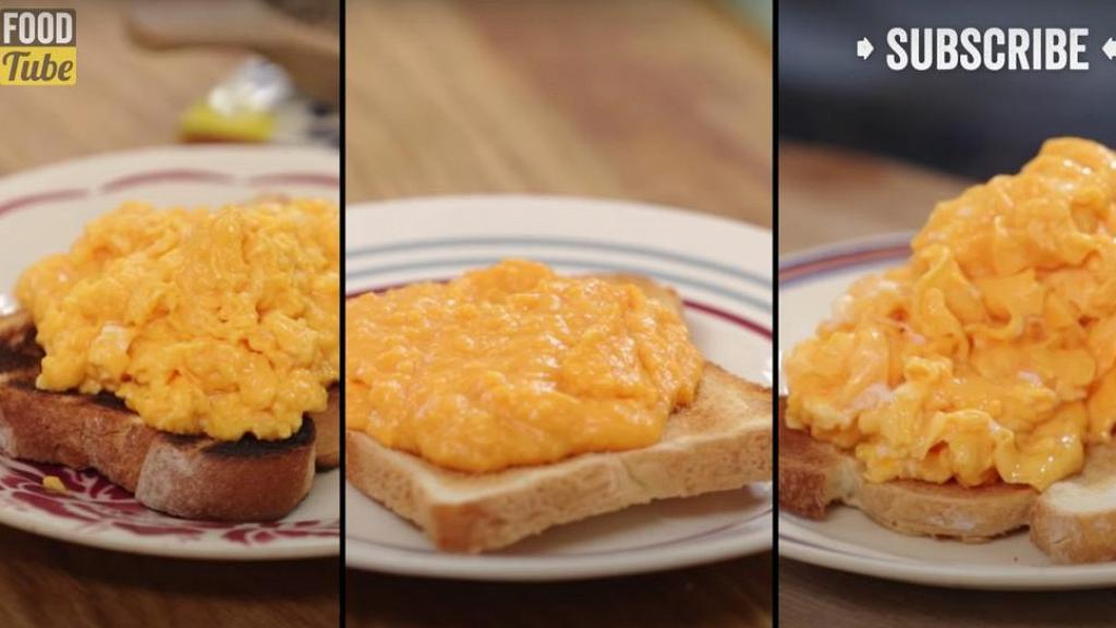 英國名廚Jamie Oliver完美示範3款簡單炒蛋 超嫩滑!集齊英/法/美式炒蛋秘訣