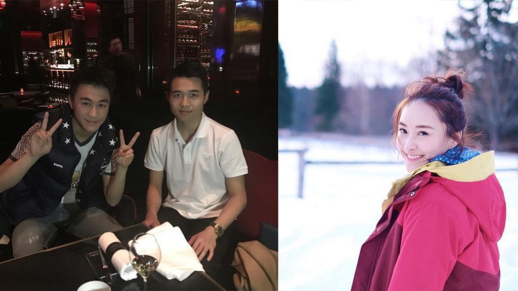 賭王何鴻燊5位千金少爺情傾娛樂圈明星 四房之子何猷亨曾與多位TVB女星傳緋聞