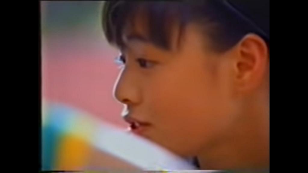 譚凱琪餅印大家姐曝光!原來做過演員 曾拍檸檬茶廣告外表勁清純